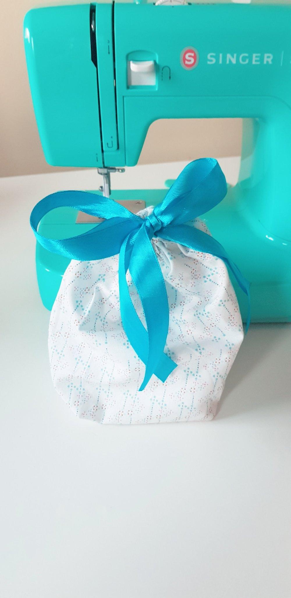 Matching gift bag