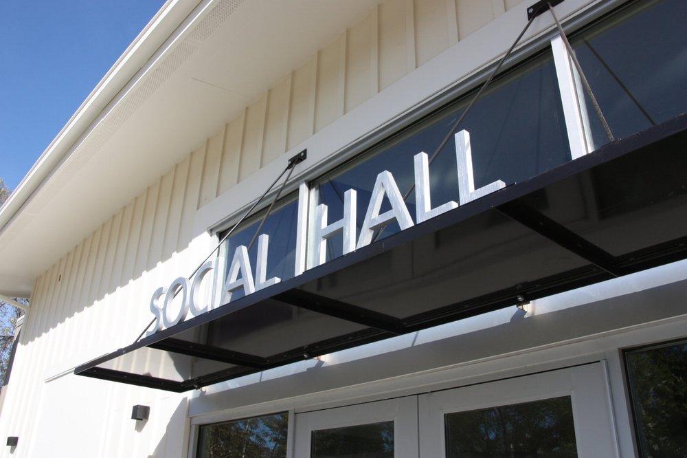 CVC SOCIAL HALL