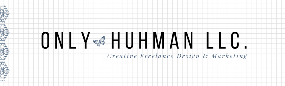 This Is My Personal Brand I Created To Operate Freelance Business Only Huhman LLC