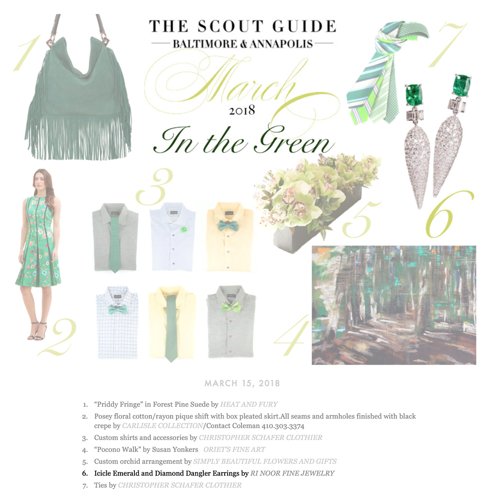 The Scout Guide, March 2018