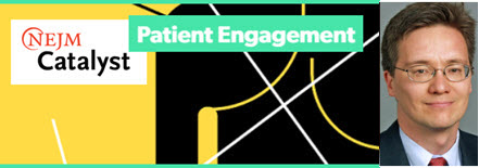 Featured: Patient Engagement Survey: Health Care CAN Learn from Consumer-Friendly Industries - Insights Survey Results by VAL Health's Dr. Kevin Volpp and Dr. Namita Seth Mohta; NEJM Catalyst. January 10, 2019