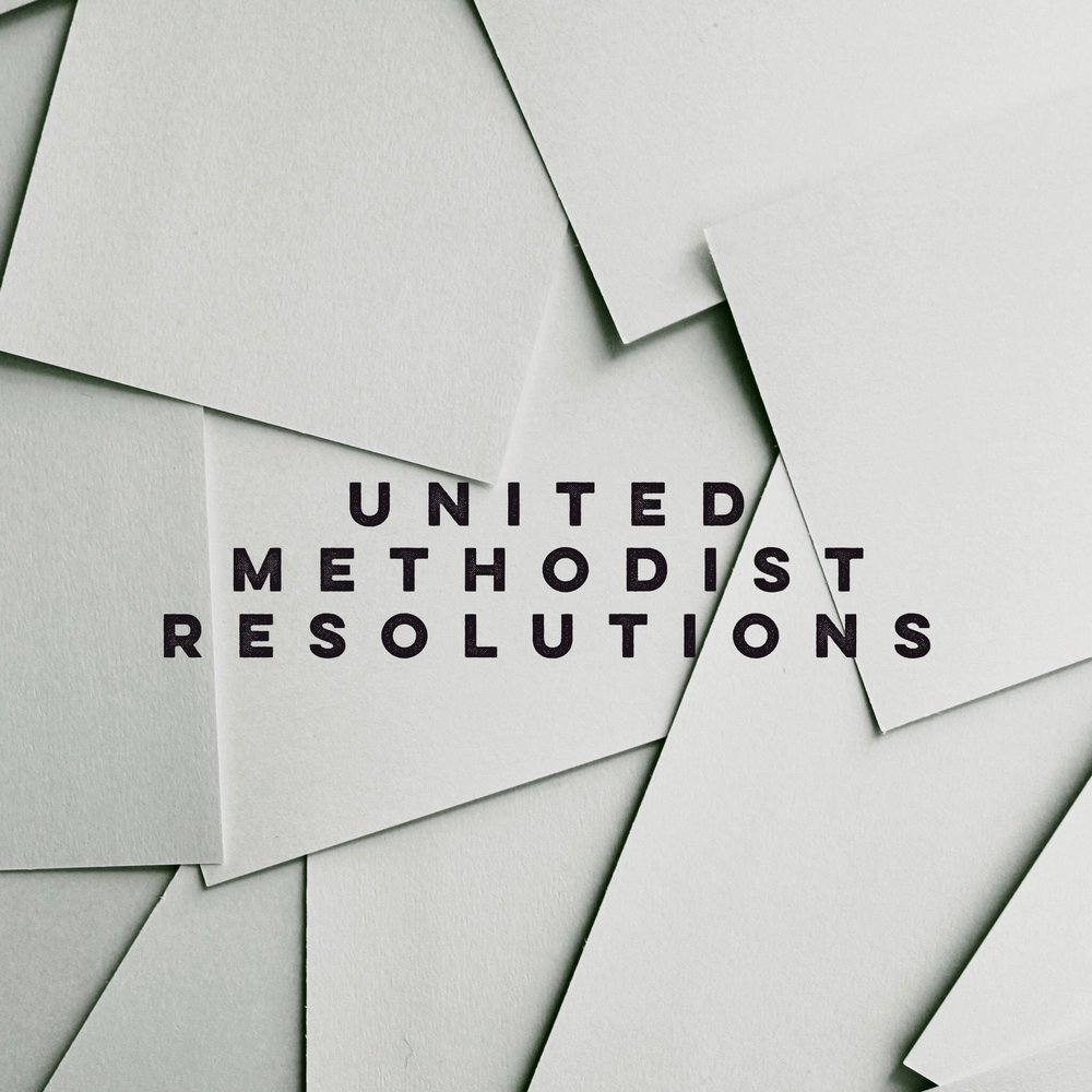 Click on the image above to learn more about the United Methodist Resolutions that marginalize communities.