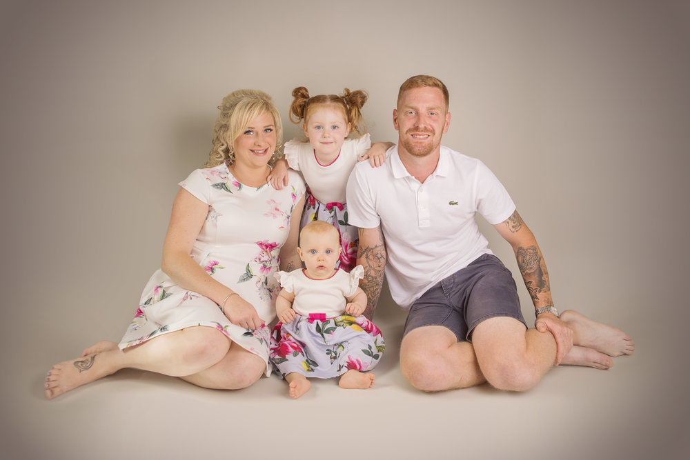 Book a Family session -