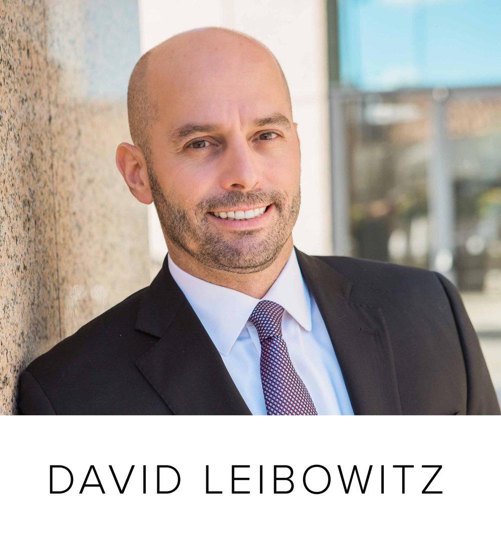 David Liebowitz