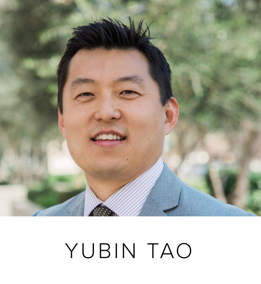 Yubin Tao