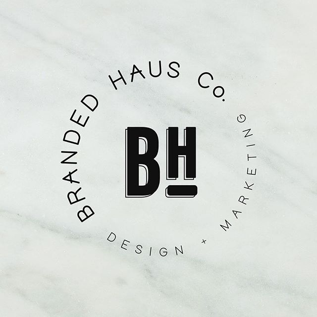 Hello WORLD! Branded Haus Co. is a creative design studio specializing in BRANDS and MARKETING. We are a busy little, one woman studio based in Portland, Oregon, excited about helping people around the country STAND OUT in their industries. Stick around for updates and awesome little design nuggets. ✌🏻✨