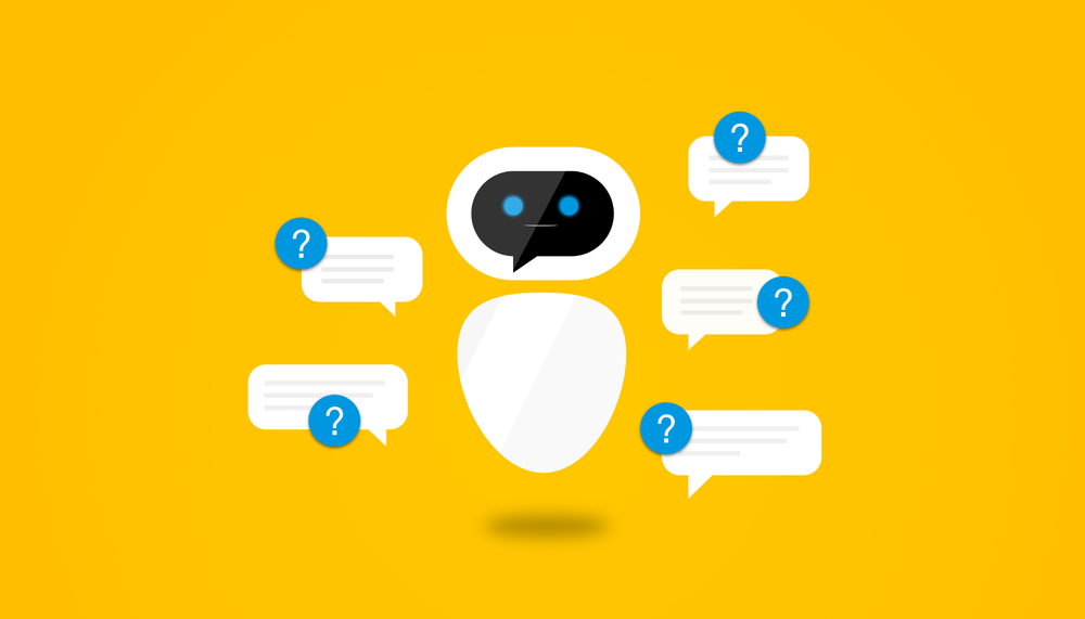 Like a human consultant, coach, or assistant, the AI must be able to interact well with the user to give recommendations based on the user's objectives. But ultimately, the human user (the business owner) will have the final say on business decisions.  Image via Chatbots Magazine .