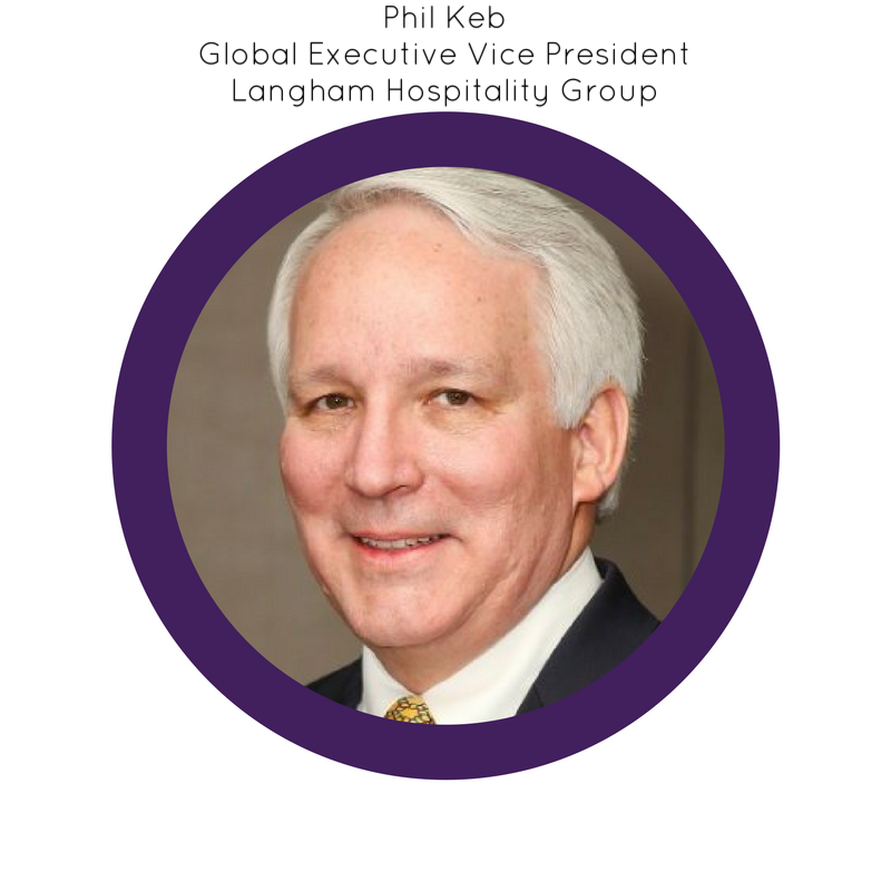 Phil Keb - Executive Vice President of Development for The Americas & Europe