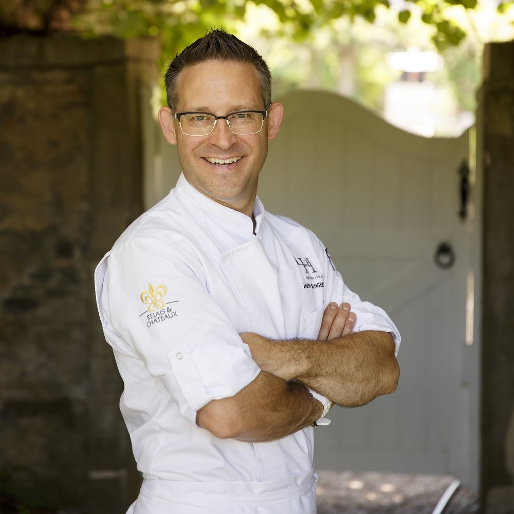 JASON BANAGERTER - Executive Chef - Langdon Hall Country House Hotel -