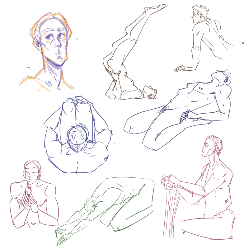 2 and 5 minute gestures - Digital