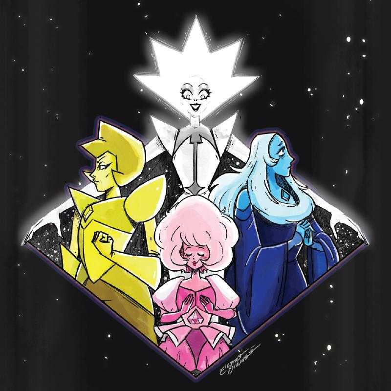 Steven Universe - The Diamond Authority
