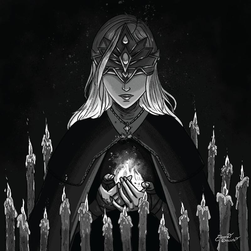 Dark Souls 3 - Fire Keeper