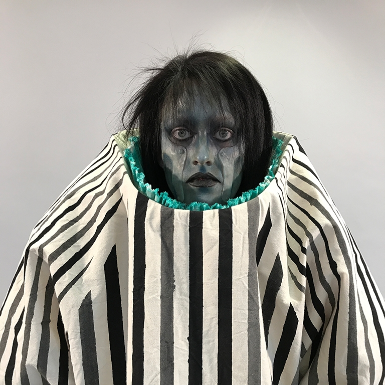 Cesare (2018)  Costume design London College of Fashion.