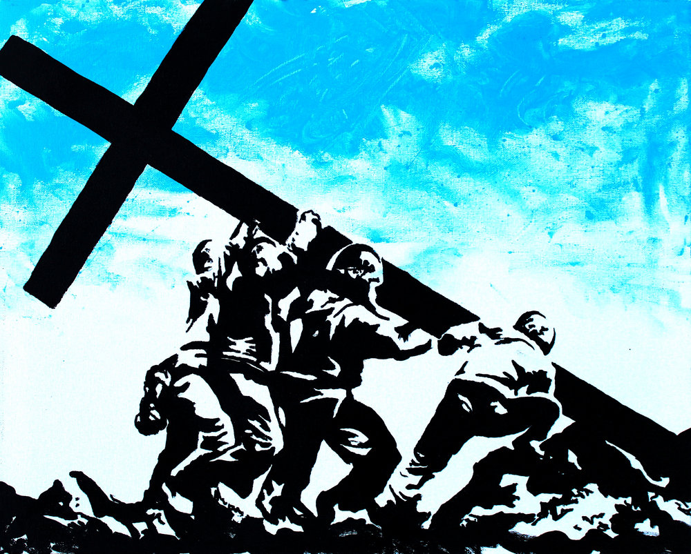 Reclaiming the Cross at Iwo Jima