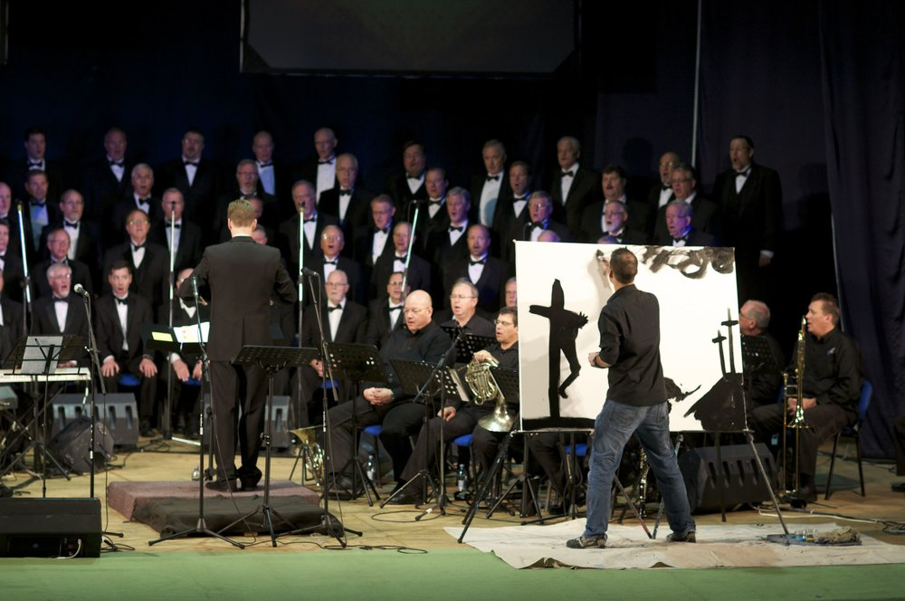 Live Performance with Orchestra