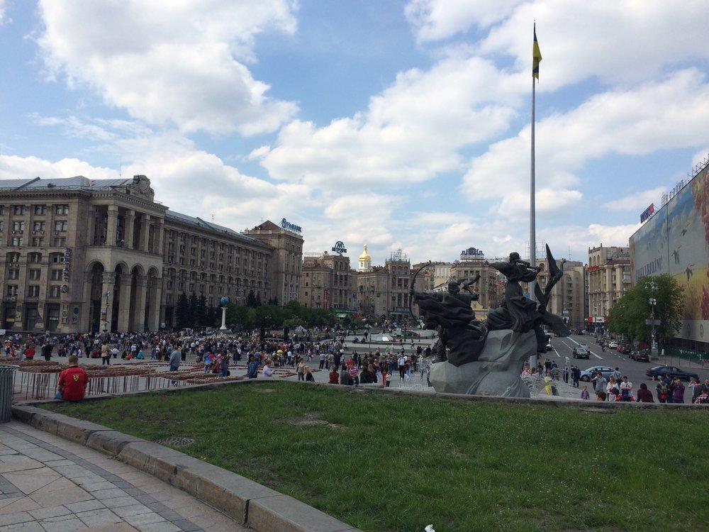 More Ukraine