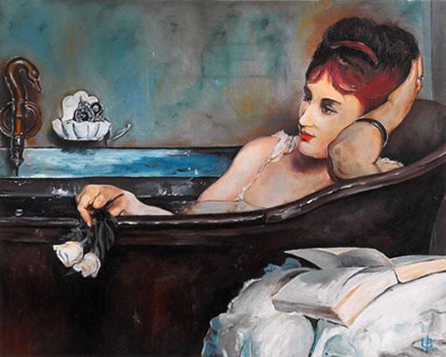 Bath Alfred Stevens
