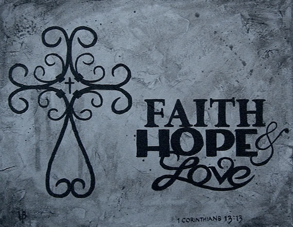 Crossverse Faith Hope Love