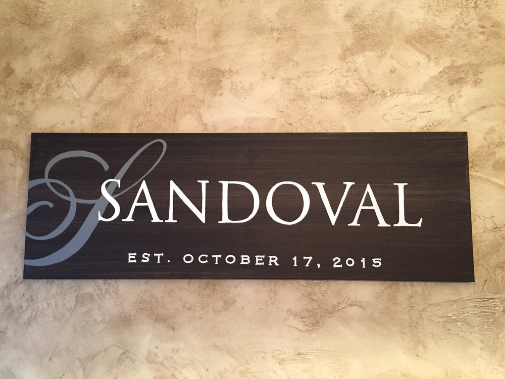 Established sandoval
