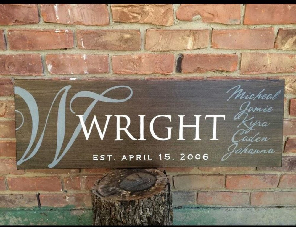 Established Wright