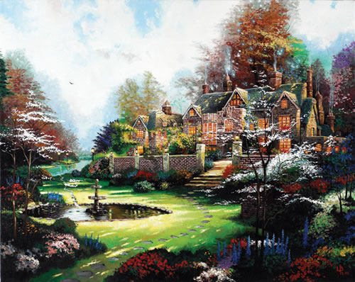 Gardens Spring Gate