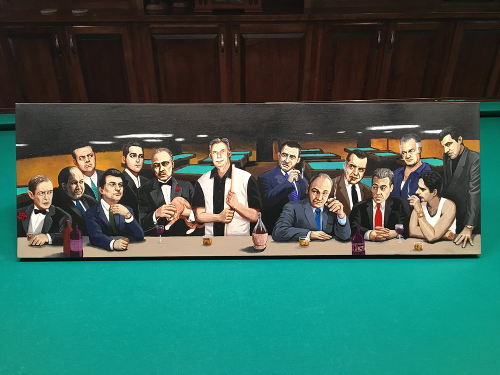 Mafia Last Supper
