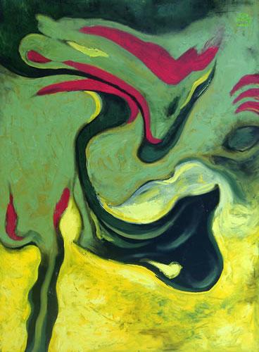 Swirl Green