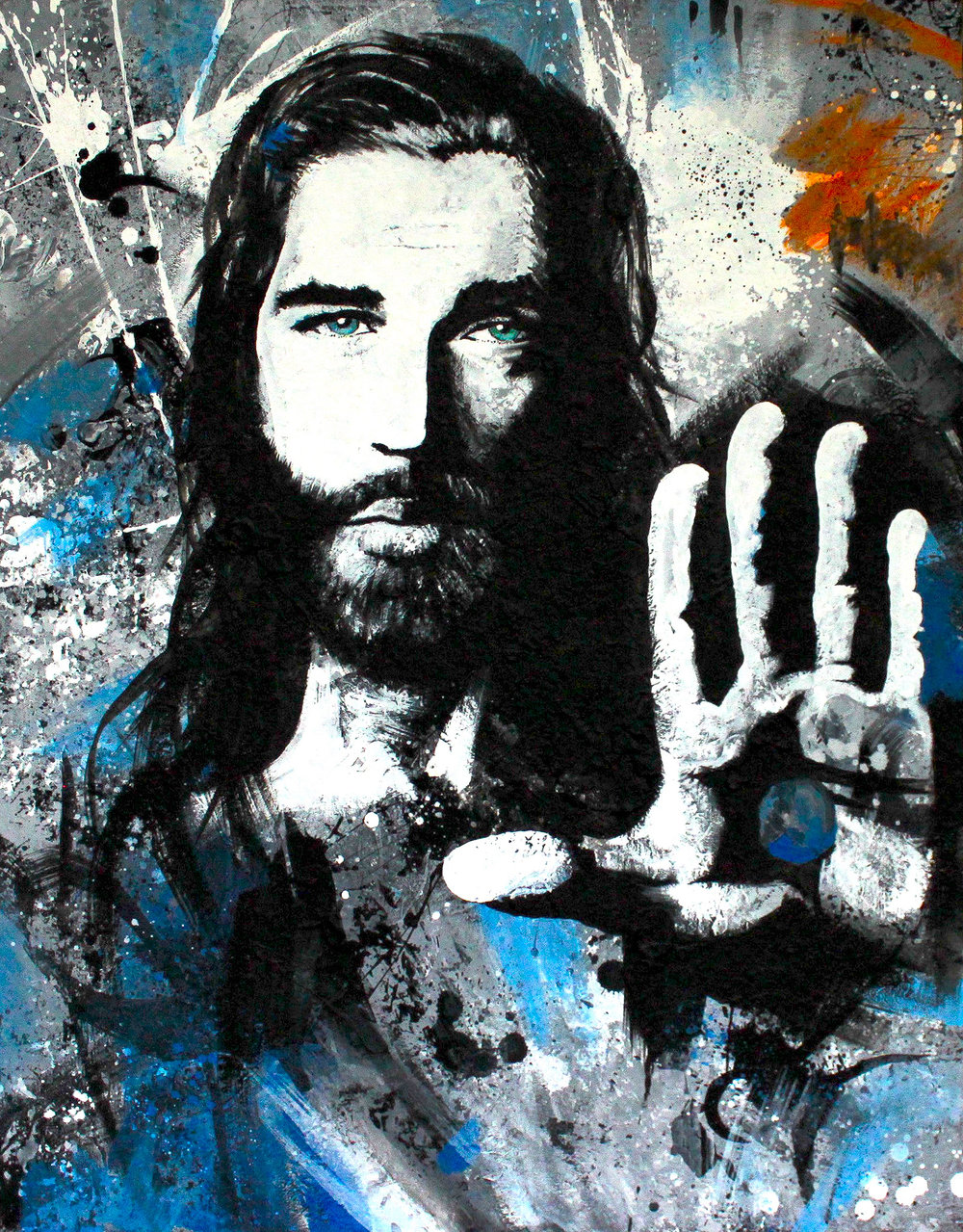 Living Proof - Jesus Christian Art