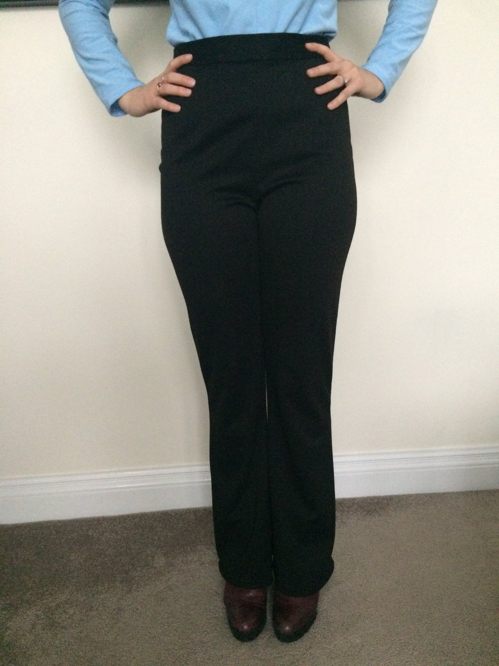 Mimi G for Simplicity 1283 trousers