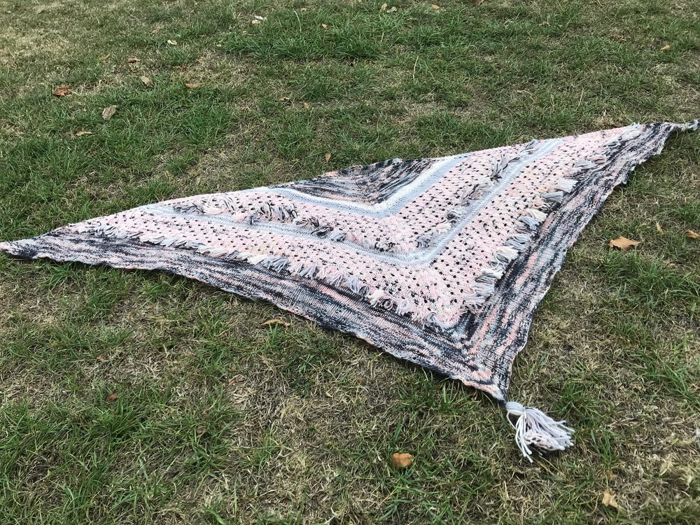 Ohra Shawl Review