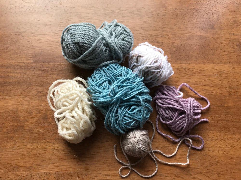 knitting terminology