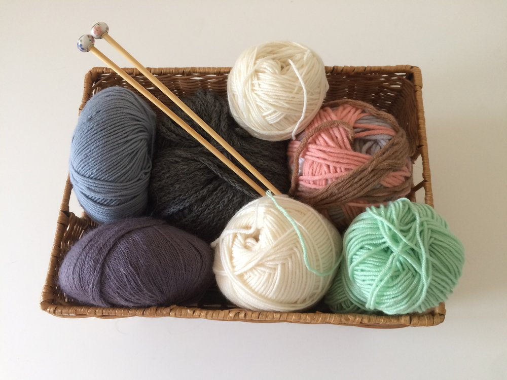 yarn for baby knits