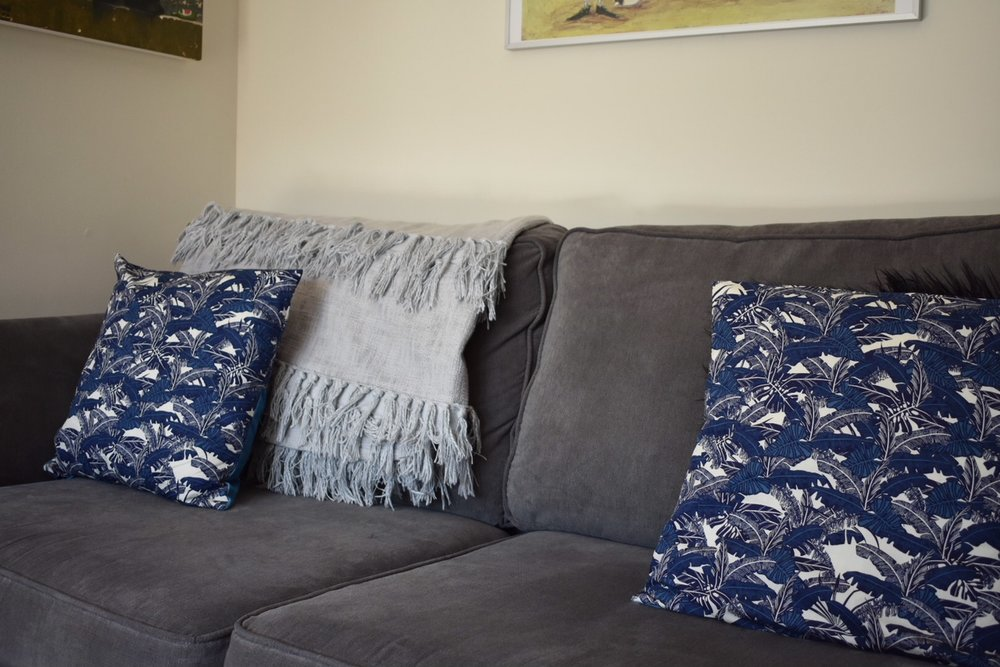 make your own cushions