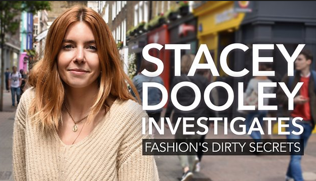 Image from the BBC - Fashion's Dirty Secrets
