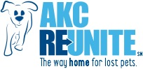 Microchips.  Recovery.  Giving Back.   As the nation's largest non-profit pet microchipping and recovery service, AKC Reunite's mission is to keep pet microchipping affordable and universal microchip scanners accessible so more lost pets can be recovered. Our Canine Support and Relief Fund is a permanent charitable fund that proactively supports the needs of volunteer Canine Search and Rescue organizations plus provide our nation's pets with life-saving disaster relief resources during hurricanes, tornados, floods and wildfires.   www.akcreunite.org/givingback