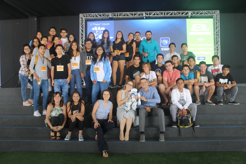 "JA Peru launched ""JA School Startup USIL"" -"