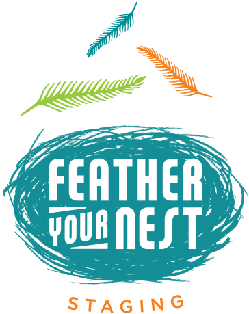 Feather Your Nest Staging