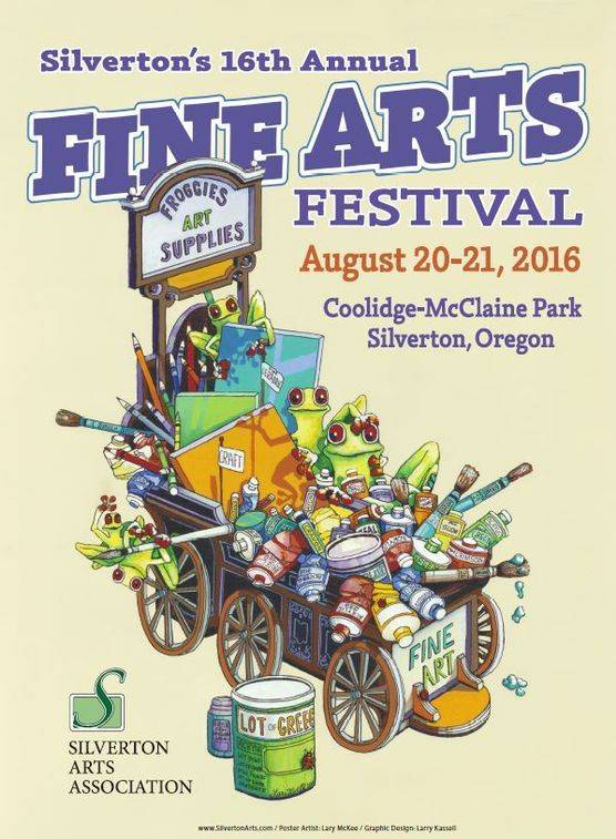 16th Annual Silverton Fine Arts Festival