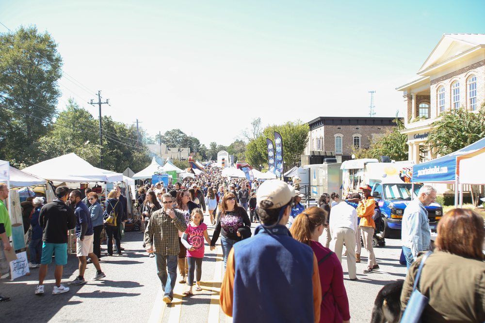 CCA's Annual Crabapple Festival