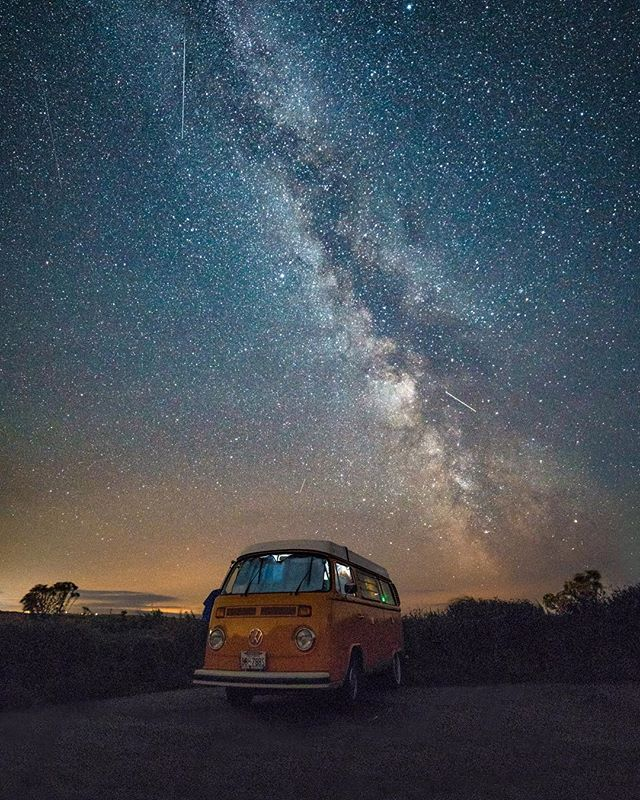 I'm always stoked when I get all of my favourite things coming together... After a quick sunset surf at Hells, then a nice van cooked meal. I go out and hang my wetsuit up, look up and see this. A clearly visible Milky Way. This stokes me even more to look at this image the next morning and see how timeless it looks. 🌊🌅🙌🏻 • Sony A7rii • Samyang 14mm f2.8 @samyanglensglobal • #evolvingwaves #photography #surfing #surf #sea #waves #gosurf #oneil #billabong #ripcurl #surfanic #gooutdoor #greatoutdoors #outdoors #beach #salt #wetsuit #meandapal #camping #wild #mirrorless #shootmirrorless #inspiration #dowhatyoulove #lifeofadventure #camera #sunset #stoked #art #instagood