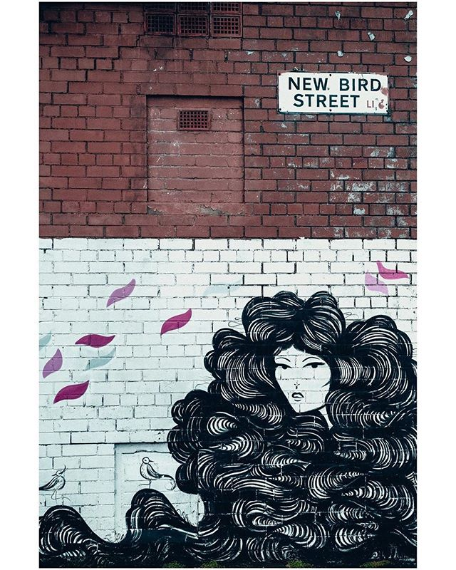 Amazing graffiti art featured on the walls around the Baltic Triangle in #Liverpool. Well worth a look around if you've not been before.
