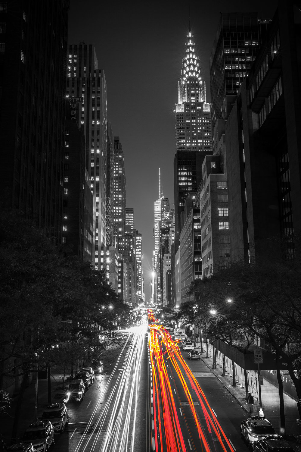 42nd street, New York City