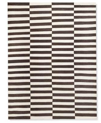 broken stripe flat weave rug.JPG