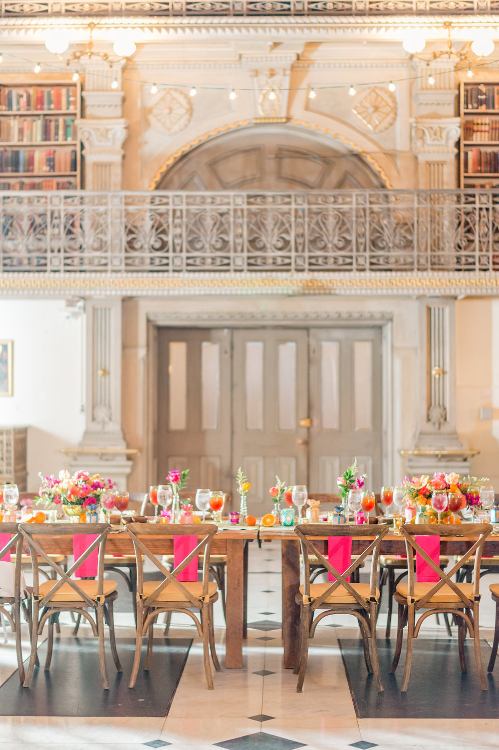 Photo by  Lauren Swan  and event planning by  Betty Lou Events