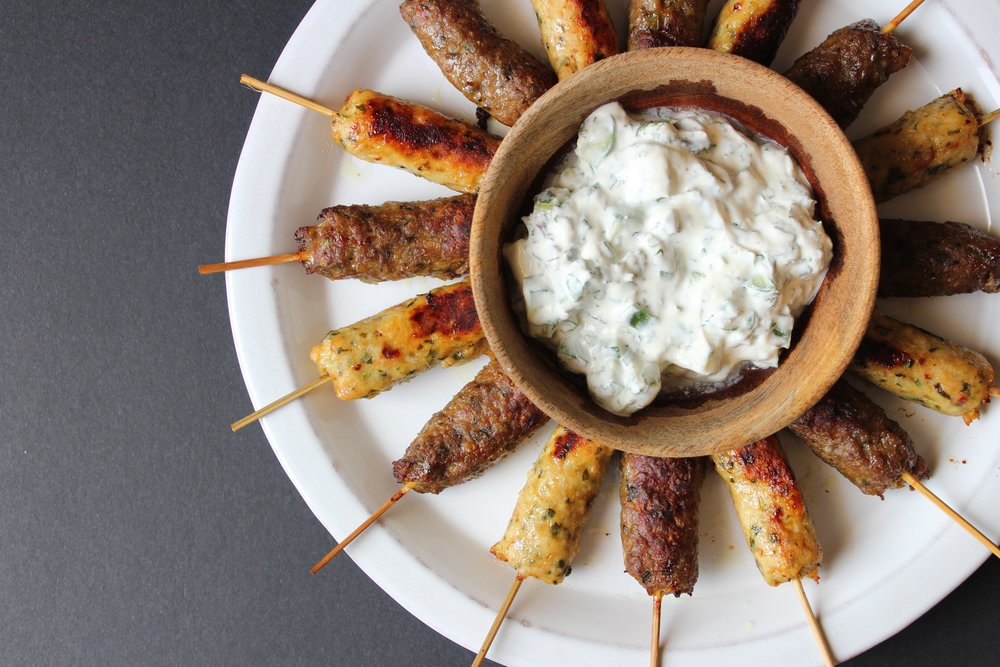 chicken-lamb-mince-koftas