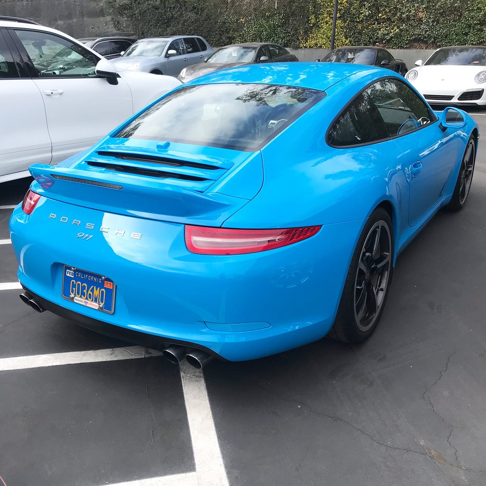 Porsche 991/ 991.2 911 Carrera/ Turbo/ Turbo S/ GT3/ GT3RS/ GT2RS