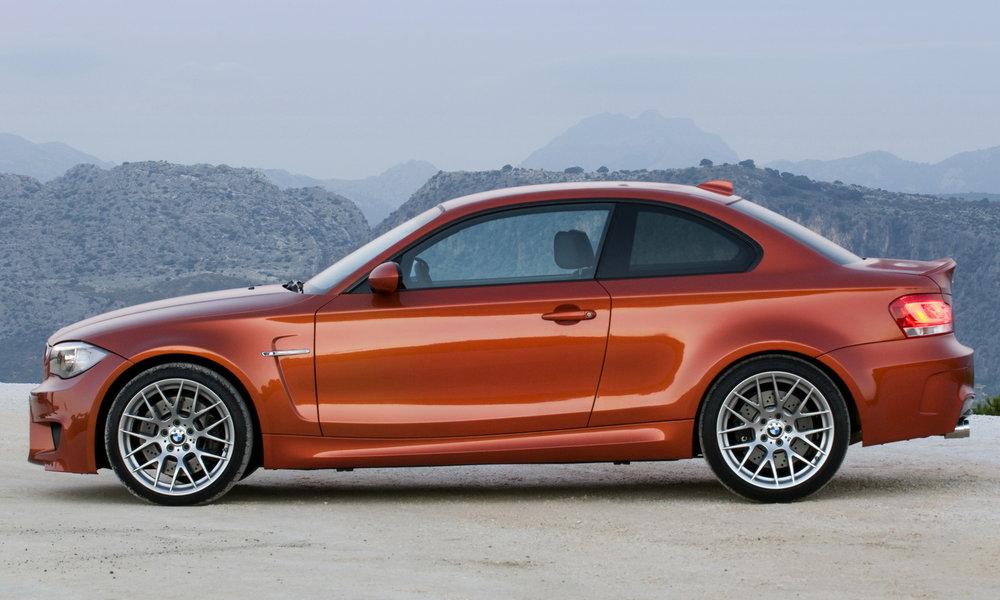 E82 1M Coupe
