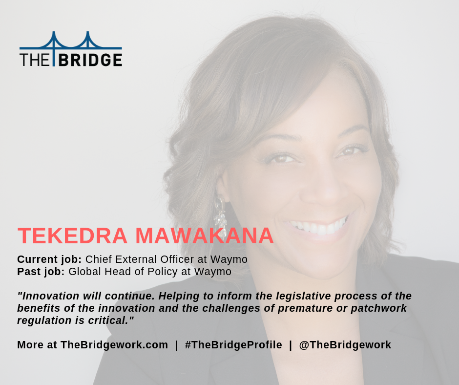 Tekedra Mawakana