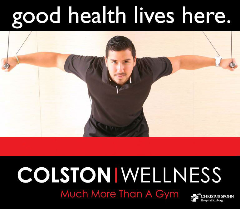 Click here to learn more about the Colston Gym.