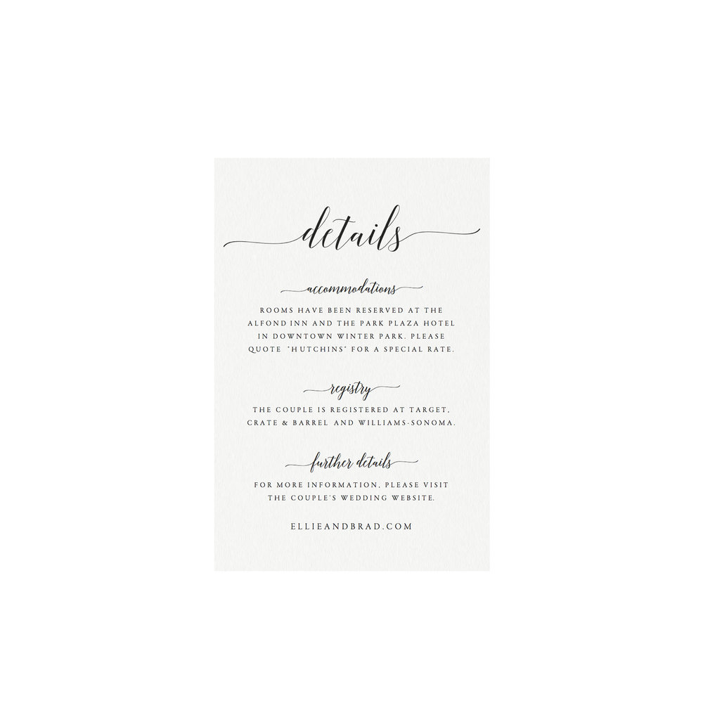 Adel printable details card template simply suite adel printable details card template stopboris Images